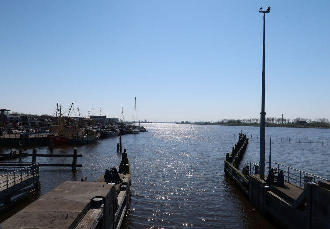 Zoutkamp Hafen