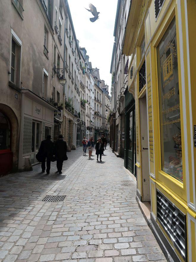 Jüdisches Viertel Paris