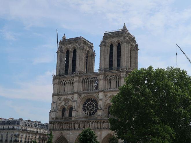 Notre Dame Türme