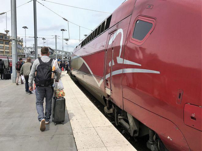 Thalys Paris