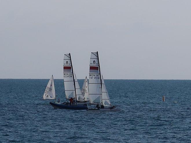 Regatta Monte Carlo Segelboote