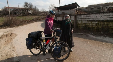 Fietsen door winterwonderland Bulgarije en gastvrij Macedonie