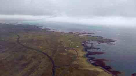 Mijn eerste blik op IJsland