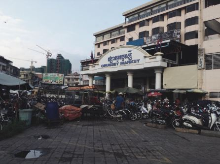The Orrusey Market