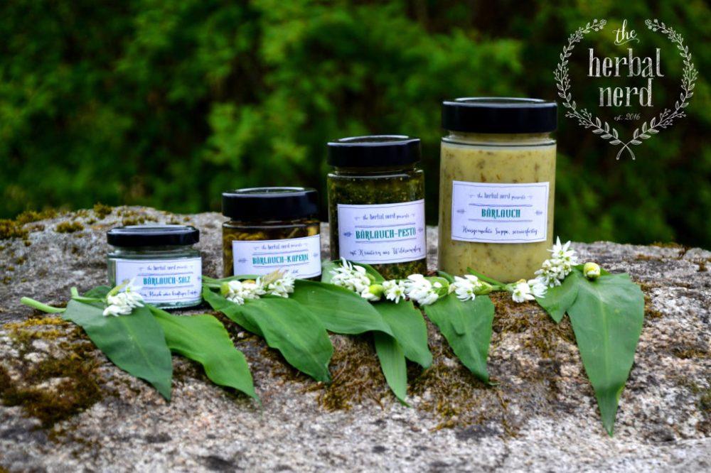 Herbal Nerd_Frühling 2016_Bärlauchsortiment_FOTOCREDIT_Isabella Dimpfl