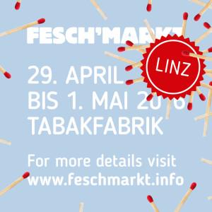 Einladung Fesch'Markt