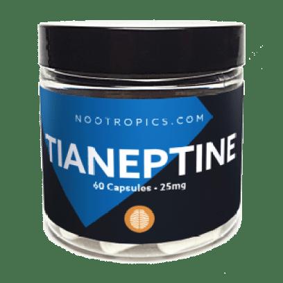 Snorting Tianeptine