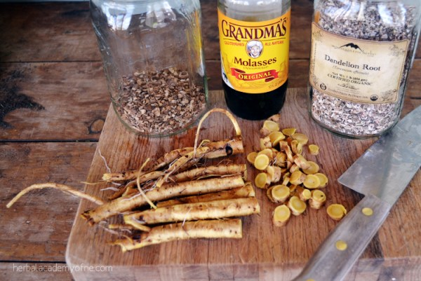Three Medicinal Roots to Harvest in the Fall - Dandelion Root