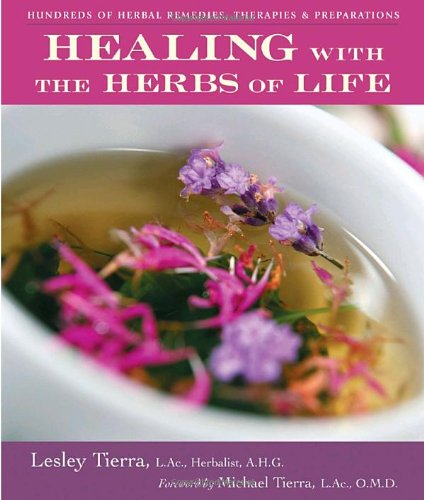 Healing with the Herbs of Life - 6 Must Have Herbal Books
