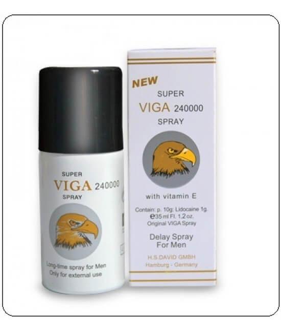 New Super Viga 240000 Timing Spray