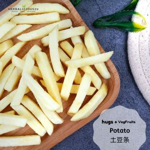 Original potato chips suitable for kid