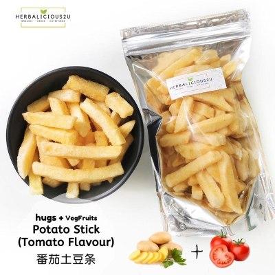 Potato Strips (Tomato Flavour) 番茄土豆条