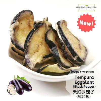 Tempura Eggplant