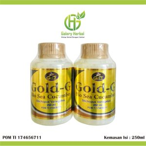Jelly Gamat Gold-G 250ml