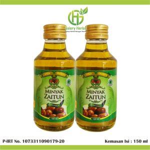 Minyak Zaitun Extra Virgin 150ml Al Ghuroba