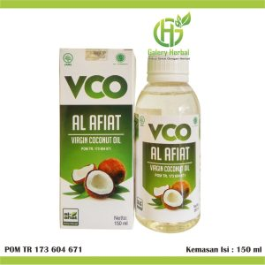 VCO Virgin Coconut Oil Al Afiat