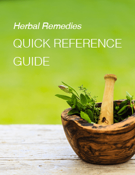 Herbal Remedies Quick Reference Guide for Herbalism Courses