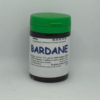 gélules-de-plantes-bardane