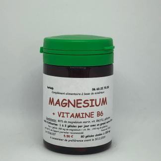 gélules-plantes-magnesium-vitamine-B6