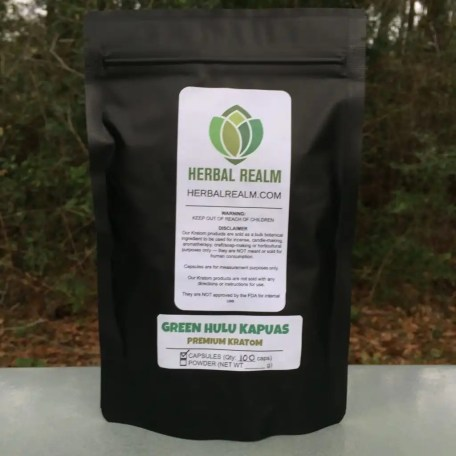 Green Hulu Kapuas 100 capsules