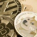Dogecoin with other crypto coins