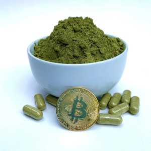 Buying kratom with cryptocurrency