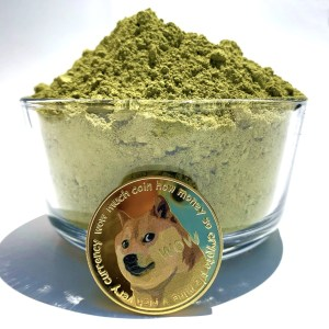 Buying kratom with Dogecoin (DOGE)