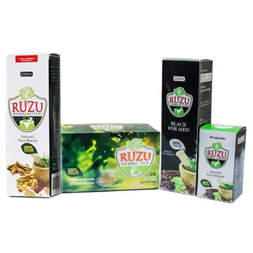 ruzu family pack