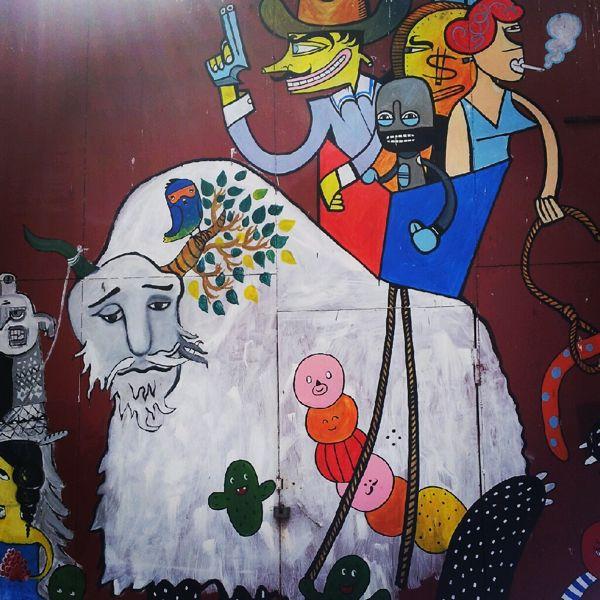 Winzavod graffiti 1