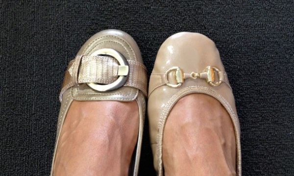 Have I mentioned cute flats are IN?
