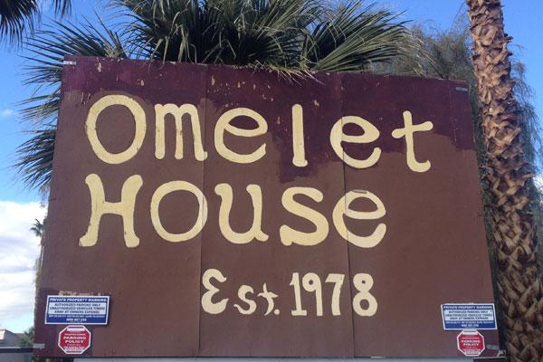 Omelet House