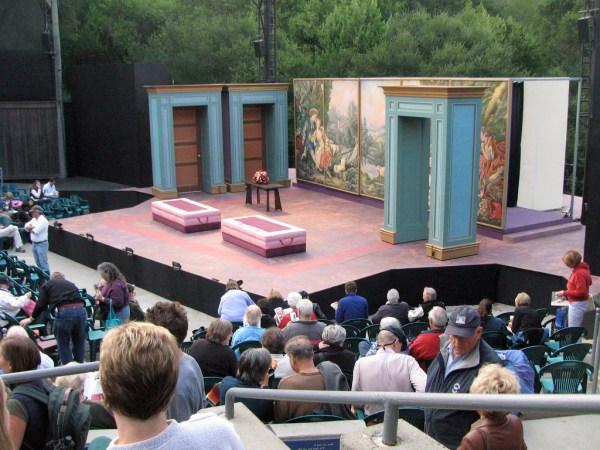 Calshakes Theater