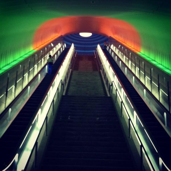 MOA Escalator 3