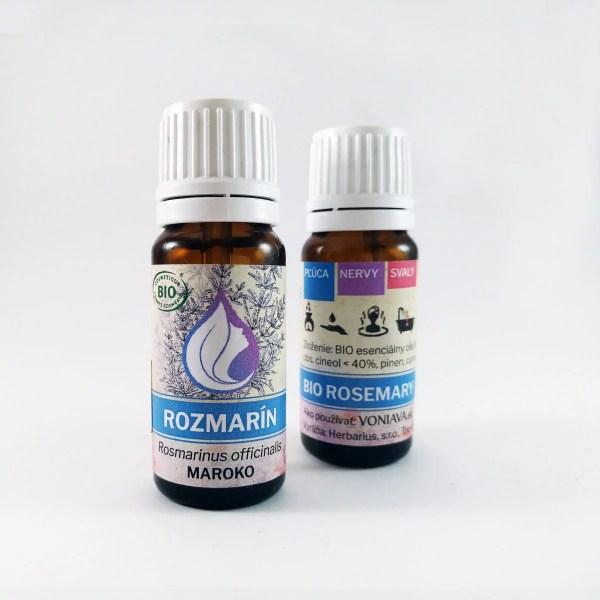 Organický ROZMARÍN CINEOL, esenciálny olej