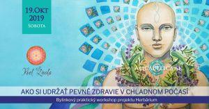 Herbárium: Ako si udržať pevné zdravie v chladnom počasí @ HAGIA SOFIA - oáza pre telo i dušu | Bratislava | Slovakia