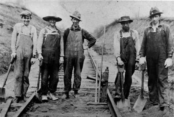 Budowniczowie kolei żelaznej / google.com