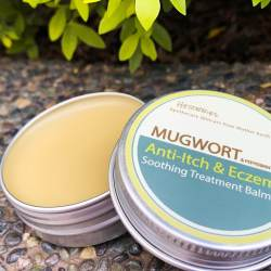 Anti-Itch Mugwort Balm Inside