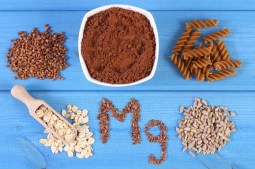 natural ingredients containing magnesium