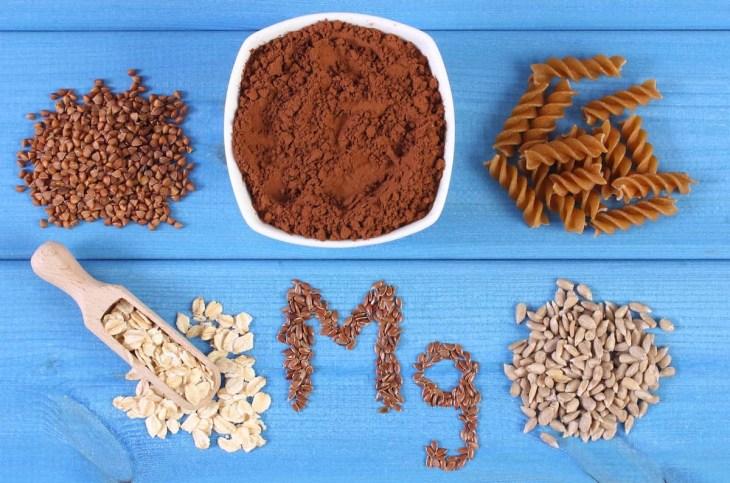 natural ingredients containing magnesium