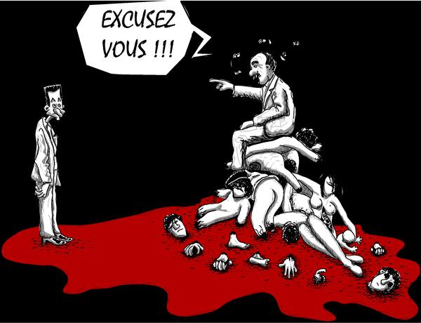 algérie repentance