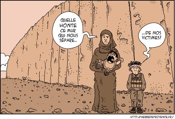 mur israël