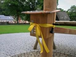 Diese Schleife öffnete die Ministerin für Heimat, Kommunales, Bauen und Gleichstellung des Landes NRW, Ina Scharrenbach.