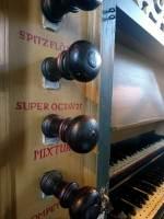 Orgel-Hohenkirchen-Register