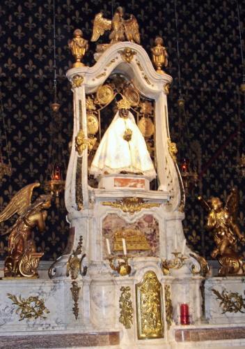 Schwarze Madonna von Le Puy
