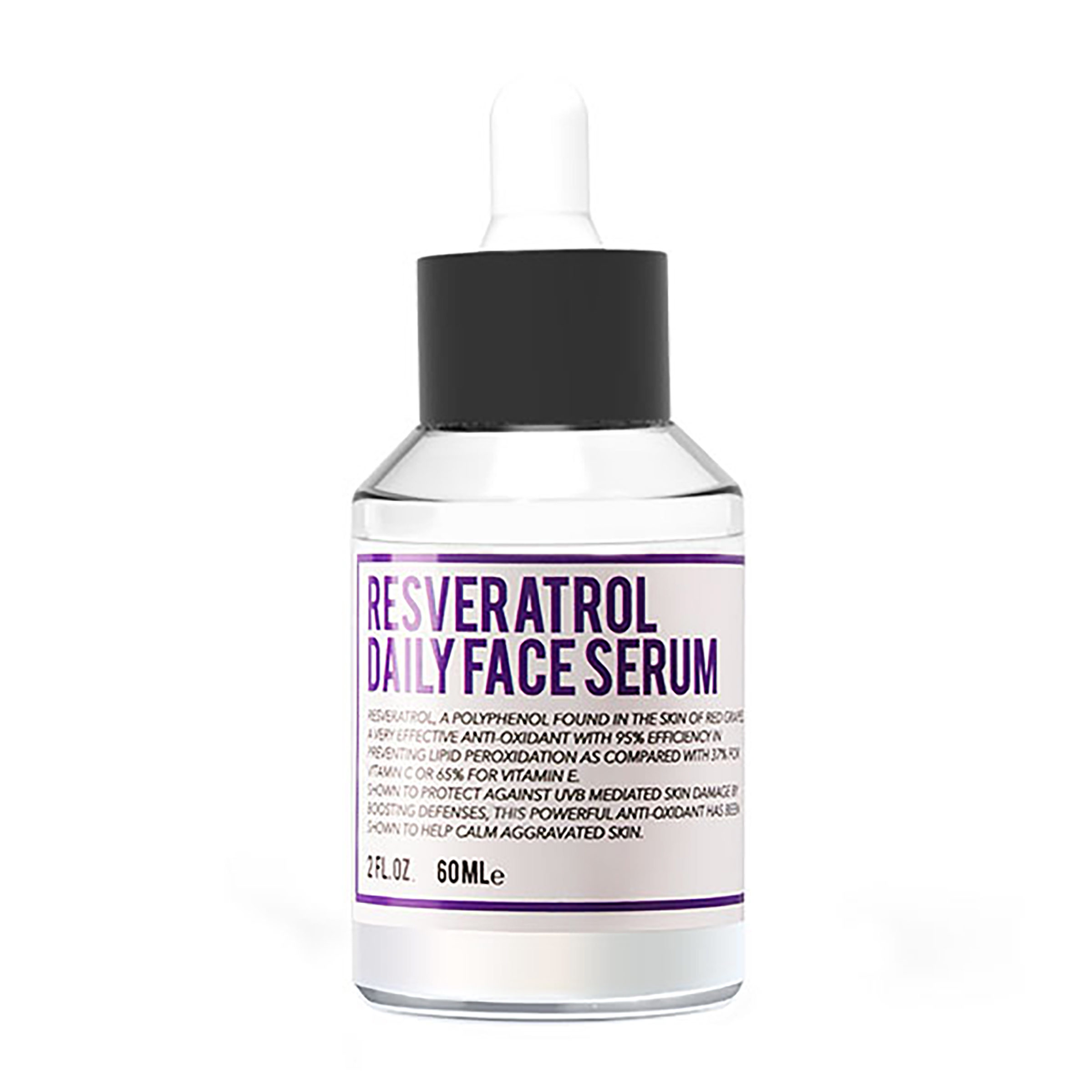 Resveratrol Daily Face Serum The Herbiarie