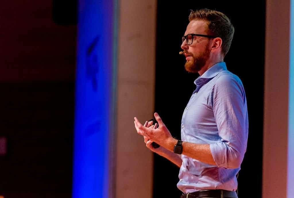 Tim Herbig Public Speaking Product Management Keynotes