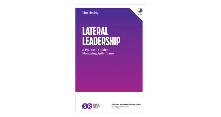 Lateral Leadership Book Product Managers Cover