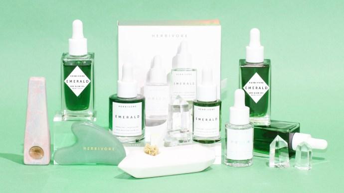Herbivore Emerald CBD Gift Guide