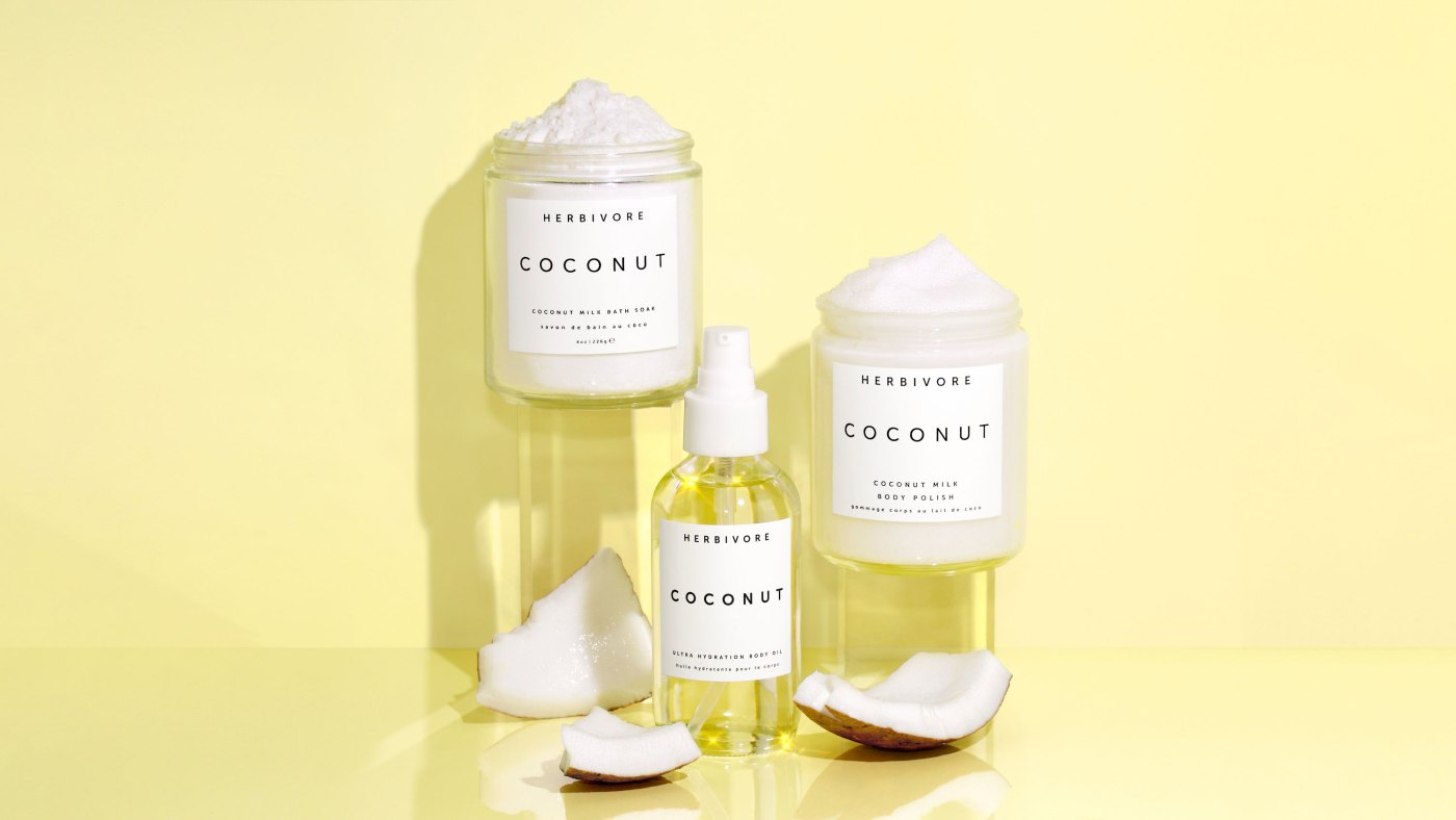 Care For Your Skin with Coconut