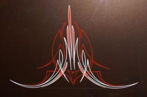 Pinstriping by Herb Martinez
